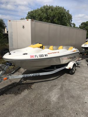Seadoo Jetboat for Sale in Orlando, FL