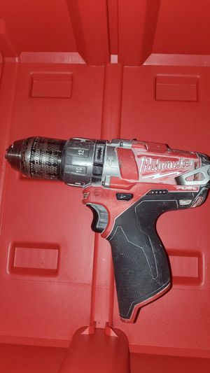 Milwaukee m12 fuel drill for Sale in Hemet, CA