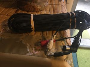 6 ft DIN/RCA receptor/subwoofer cable de 8 pines para Select Bose Lifestyle 5 for Sale in Alexandria, VA