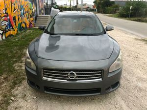 2010 Nissan maxima for Sale in Fort Lauderdale, FL
