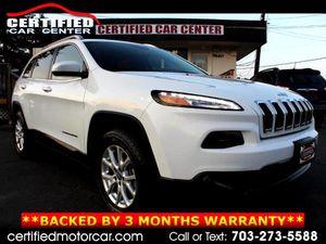 2016 Jeep Cherokee for Sale in Fairfax, VA