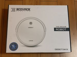 Ecovacs DEEBOT N79W Multi-Surface Robotic Vacuum Cleaner for Sale in Anaheim, CA