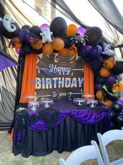 Halloween decor, Halloween decorations, Halloween birthday party, for Sale in Washington,  DC
