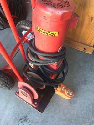Heavy duty winch for Sale in Cheyenne, WY