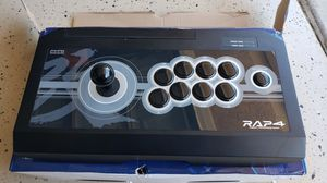 Hori RAP4 Fightstick for PS4/PS3/PC for Sale in Vista, CA