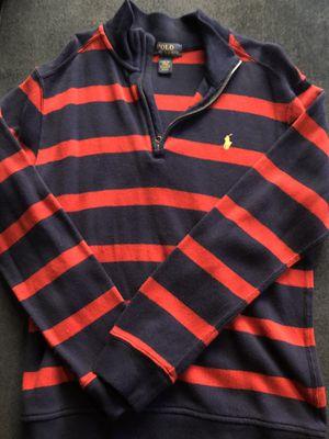 Polo Ralph Lauren boys size large 14-16 for Sale in Cranston, RI