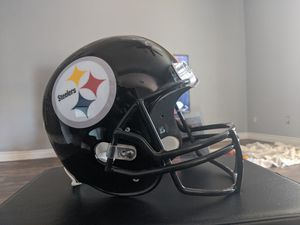 Le'Veon Bell #26 autographed Steelers helmet for Sale in Glendale, AZ