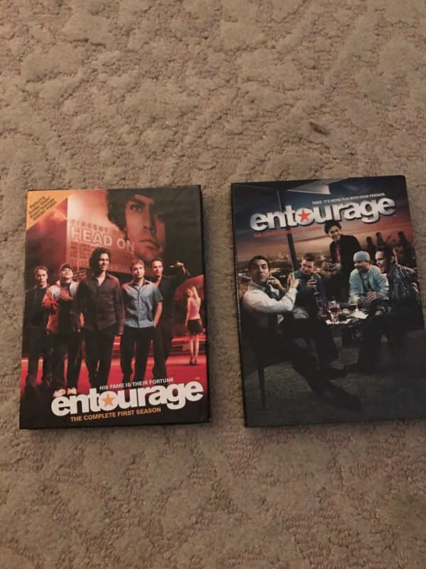 Entourage Seasons 1 & 2 - Complete Season
