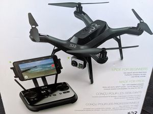 Used, 3DR SOLO drone with GoPro Hero 4 Black Edition included for Sale for sale  Irving, TX