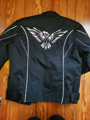 Womens Motorcycle Jacket - new for Sale in Delran, NJ