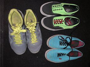 Vans and Nikes for Sale in Beaumont, TX
