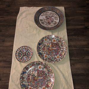 Japanese Porcelain Plates for Sale in Phoenix, AZ