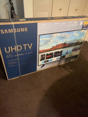 """Samsung 65"""" BRAND NEW!!! for Sale in Westmont, IL"""