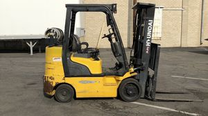 2012 HYUNDAI 25LC-7A Forklift for Sale in Modesto, CA