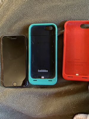 Apple IPhone 6S 16 gig ATT cellular bundle for Sale in Pittsburgh, PA