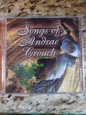 Songs of Andrae Crouch Volume II CD for Sale in St. Louis, MO