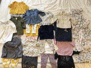 Baby girl clothes 9 months for Sale in Bothell, WA