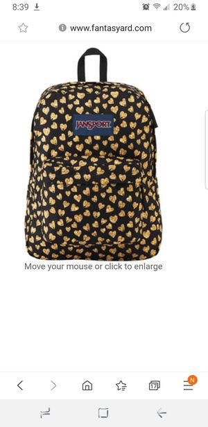 Jansport backpack new w/ tags for Sale in Nashville, TN