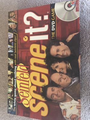 Seinfeld scene it board game for Sale in Milwaukee, WI