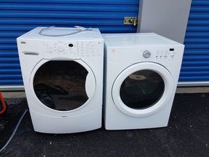Washer and drye kenmore for Sale in Inwood, WV
