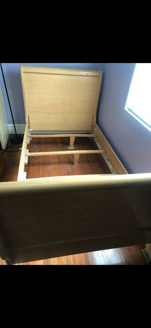 Twin bed frame not free for Sale in Anaheim, CA