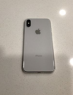 iPhone X 64gb (Unlocked) in Mint Condition for Sale in Frisco, TX