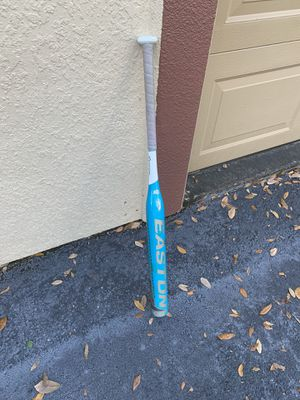 Easton fast pitch softball bat for Sale in Odessa, FL