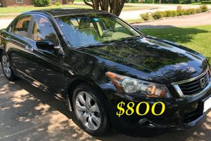 💝✅$8OO URGENT I sell my family car 2OO9 Honda Accord EX-L Everything is working great!💕💝 Runs great and fun to drive!!🟢🎁 for Sale in Bridgeport, CT