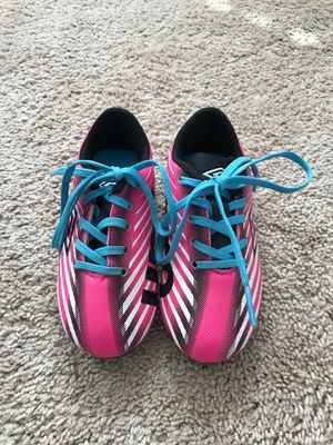 Toddler soccer cleats for Sale in Corona, CA