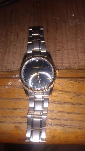 Times Square Quartz Men's watch for Sale in Akron, OH