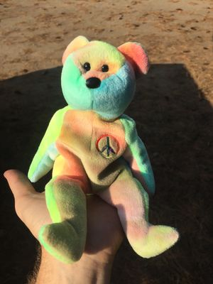 Rare beanie babies for Sale in Carver, MA