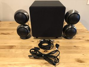 Orb Audio Speakers & Subwoofer for Sale in Wexford, PA