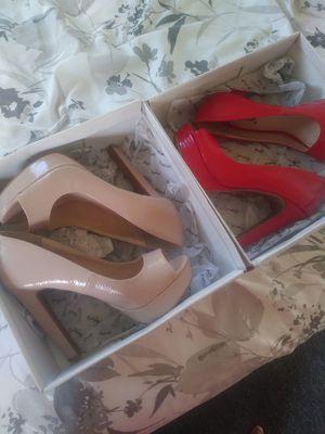 High heels $10 brand new for Sale in Philadelphia, PA