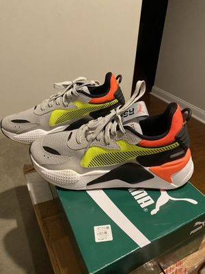 PUMA RS-X Hard Drive sneakers - size 8 - $115 for Sale in Upper Marlboro, MD