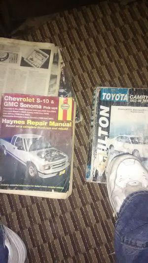 Haynes manuals for Sale in Cuero, TX