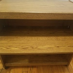 Small Shelf Cabinet Table for Sale in Chicago, IL