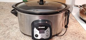 Large Kenmore crock pot 7qt for Sale in Anaheim, CA
