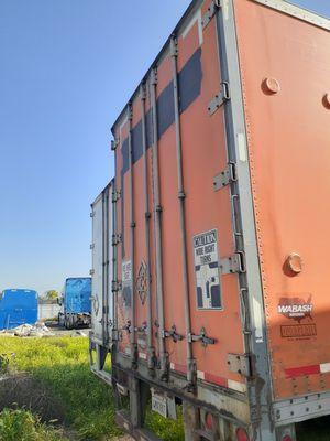 53' Dry van for Sale in West Covina, CA