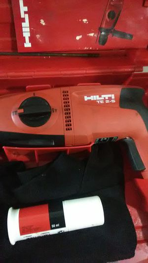 Hilti hammer drill for Sale in Salem, NJ