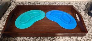 Nuby children's plates for Sale in Ashburn, VA