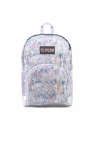 """Trans by JanSport 17.5"""" Overt Backpack - Purple Crystal Palace for Sale in Cape Coral, FL"""