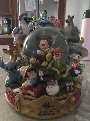Disney snow globe for Sale in Henderson, NV