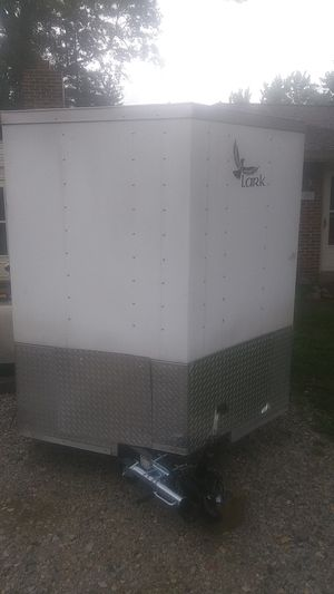2015 Lark 6×12 enclosed trailer for Sale in NEW CUMBERLND, PA