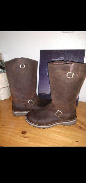 Women's Merrell leather boots 8.5 for Sale in Salt Lake City, UT