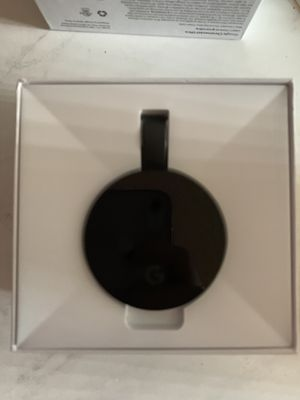 Google Chromecast Ultra for Sale in University Place, WA