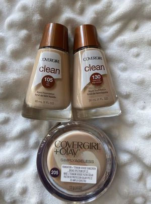 Covergirl foundations for Sale in Long Beach, CA