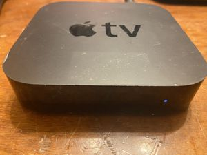 Apple A1469 EMC2633 Apple TV 3rd generation No remote With power cord for Sale in Federal Way, WA