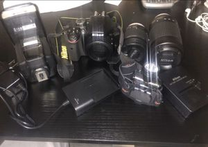 34D00 Nikon Camera for Sale in Philadelphia, PA