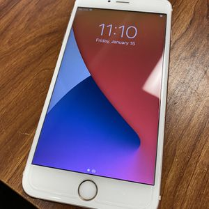 iPhone 6s Plus 128GB AT&T (Rose Gold) for Sale in Philadelphia, PA