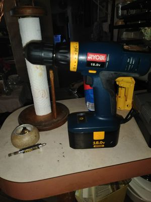 Cordless drill for Sale in Bunker Hill, WV